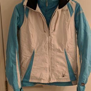 Spyder Ski Jacket and matching Vest
